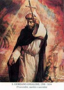 San Giacinto Giordano Ansalone