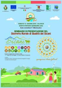 Distretto Rurale di Qualità dei Sicani – presentazione