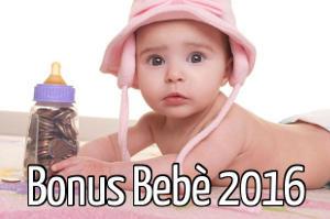 Bonus figlio 2016