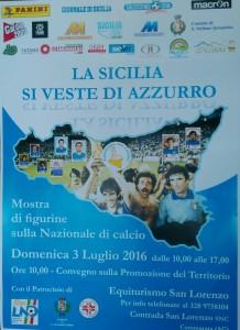 """La Sicilia si veste di """"Azzurro"""""""