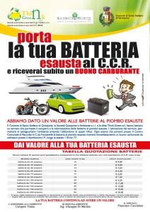 batterie CCR